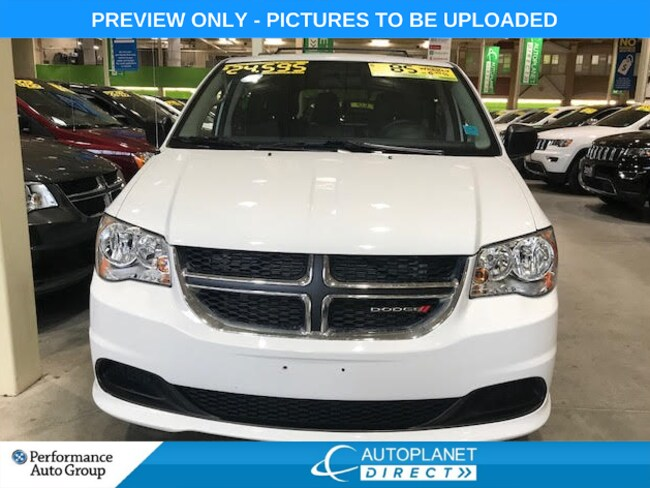 2017 Dodge Grand Caravan SE PLUS, Keyless, Clean Carproof! Minivan