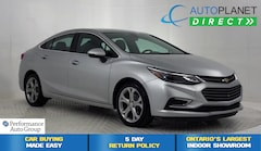 2017 Chevrolet Cruze , Premier, Back Up Cam, Remote Start, Bluetooth! Sedan
