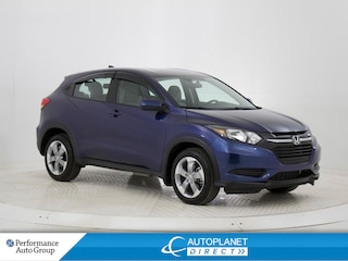 2017 Honda HR-V LX AWD, Back Up Cam, Heated Seats, Bluetooth! SUV