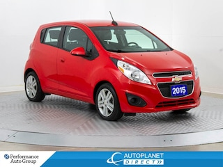 2015 Chevrolet Spark 1LT, Alloys, Keyless, Bluetooth! Hatchback