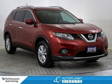2016 Nissan Rogue SV AWD, Bluetooth, EZ Flex Seating System! SUV