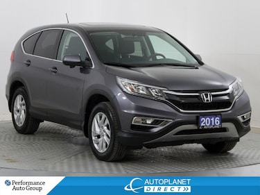 2016 Honda CR-V EX AWD, Back Up Cam, Moon Roof, Heated Seats! SUV