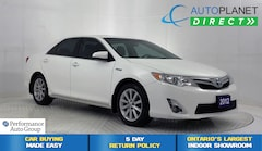 2012 Toyota Camry Hybrid XLE, Navi, Sunroof, Back Up Cam, Bluetooth! Sedan
