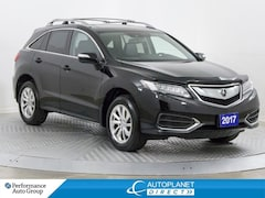 2017 Acura RDX AWD, Tech Pkg, Navi, Back Up Cam, Sunroof! SUV