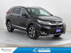 2018 Honda CR-V AWD, Touring, Navi, Pano Roof, Leather! SUV