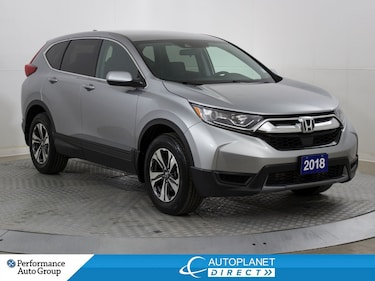 2018 Honda CR-V LX AWD, Park Assist, Remote Start, Apple CarPlay! SUV