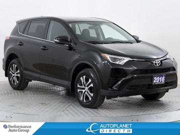 2016 Toyota RAV4 LE AWD, Bluetooth, Keyless, Clean Carfax! SUV