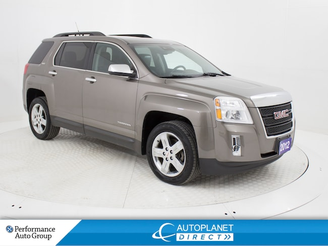 2012 GMC Terrain SLT-1 AWD, Back Up Cam, OnStar, Remote Start! SUV