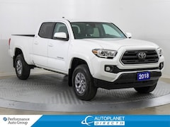 2018 Toyota Tacoma SR5 4x4, Back Up Cam, Heated Seats, Bluetooth! Truck Double Cab