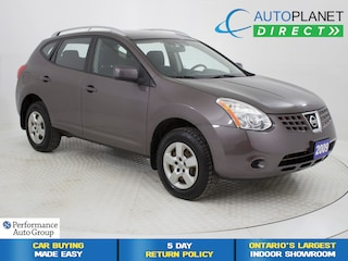 2009 Nissan Rogue S AWD, One Owner, Bluetooth! SUV