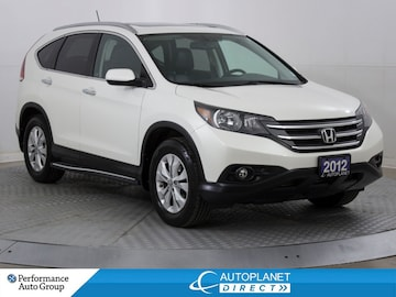 2012 Honda CR-V Touring AWD, Navi, Back Up Cam, New Rear Brakes! SUV