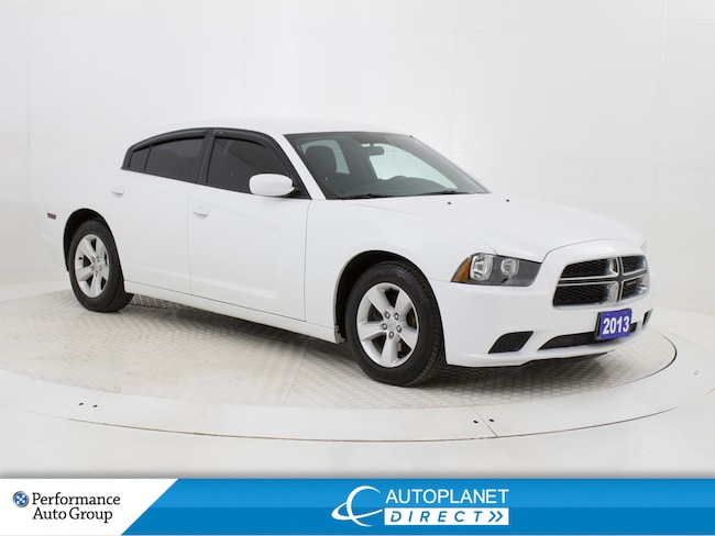 2013 Dodge Charger SE, U-Connect, Clean Carproof! Sedan