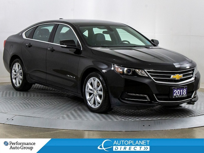 2018 Chevrolet Impala LT, OnStar, Alloys, Bluetooth! Sedan