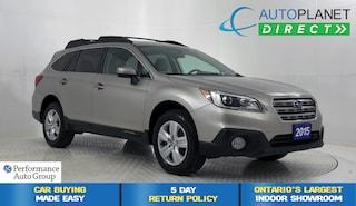 2015 Subaru Outback AWD, Back Up Cam, Heated Seats! SUV