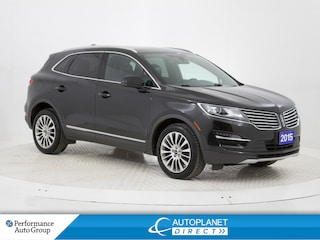 2015 Lincoln MKC AWD, Navi, Sunroof, Bind Spot Monitor! SUV