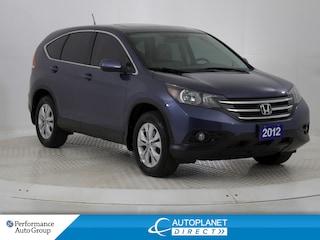 2012 Honda CR-V EX-L AWD, Sunroof, Heated Seats, Bluetooth! SUV