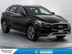 2017 INFINITI QX30 AWD, Back Up Cam, Heated Seats, Bluetooth! Wagon