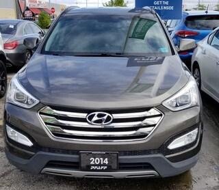 2014 Hyundai Santa Fe Sport , Front/Rear Heated Seats, Bluetooth! SUV