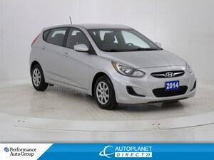 2014 Hyundai Accent GL, Heated Seats, Clean Carproof!