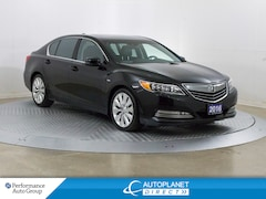 2016 Acura RLX AWD, Elite Pkg, Navi, Heads Up Display, 360 Cam! Sedan