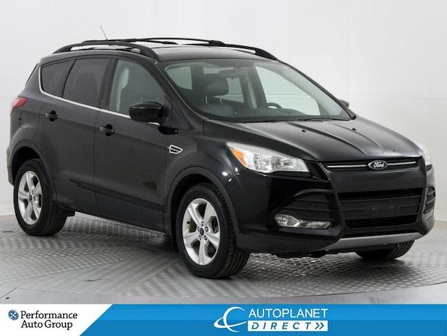 2013 Ford Escape SE AWD, Sunroof, Heated Seats, Bluetooth! SUV