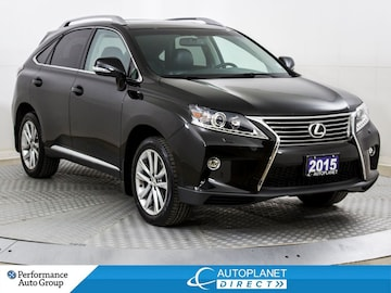 2015 LEXUS RX 350 AWD, Sportdesign, Back Up Cam, Sunroof! SUV