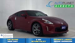 2013 Nissan 370z Touring, Paddle Shifters, Heated Seats! Coupe