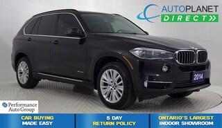 2014 BMW X5 xDrive35i, Premium + Tech Pkg, 7 Passenger, Navi! SUV