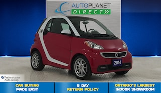 2014 smart fortwo electric drive Passion, Navi, Pano Roof, Heated Seats, Keyless! Coupe