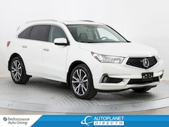 2019 Acura MDX Elite Pkg, SH-AWD, Navi, Remote Start! SUV