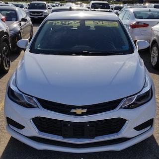 2018 Chevrolet Cruze LT Turbo, Back Up Cam, Apple CarPlay! Sedan