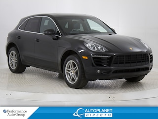 2015 Porsche Macan S AWD, Navi, Pano Roof, Back Up Cam! SUV