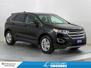 2018 Ford Edge SEL AWD, Back Up Cam, OnStar, Heated Seats! SUV
