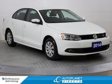 2014 Volkswagen Jetta TDI, Trendline+, Heated Seats, Bluetooth! Sedan