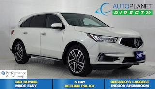 2017 Acura MDX AWD, Navi, Sunroof, Back Up Cam, Remote Start! SUV