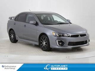 2017 Mitsubishi Lancer ES, Moon Roof, New Alloys and All Season Tires! Sedan