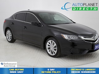 2017 Acura ILX Premium Pkg, Sunroof, Back Up Cam! Sedan
