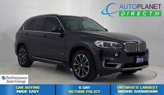 2015 BMW X5 xDrive 50i, Premium Pkg 2, Navi, Heads Up Display! SAV