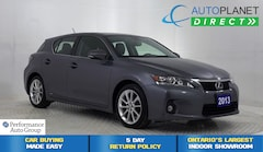 2013 LEXUS CT 200h , Moon Roof, Heated Seats, Bluetooth! Hatchback
