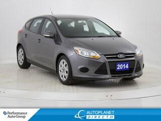 2014 Ford Focus SE, Bluetooth, Ontario Vehicle! Hatchback