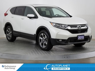 2019 Honda CR-V EX-L AWD, Back Up Cam, Sunroof, Heated Seats! SUV