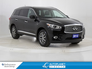 2014 INFINITI QX60 AWD, Premium, Navi, Sunroof, Back Up Cam! SUV