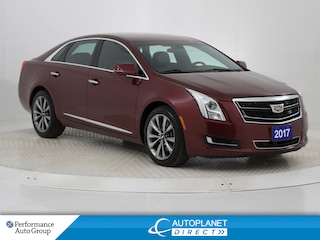 2017 CADILLAC XTS 1SA, Teen Driver, OnStar, Heated Seats! Sedan