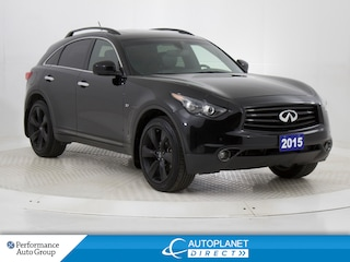 2015 INFINITI QX70 Sport AWD, Navi, Sunroof, Back Up Cam! SUV