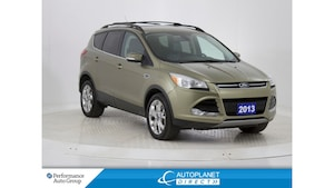 2013 Ford Escape SEL 4x4, Heated Seats, Leather, Bluetooth!