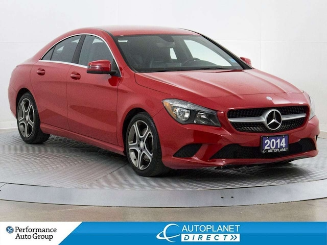 Used 2014 Mercedes-Benz CLA250 For Sale at Auto Planet | VIN