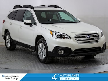 2017 Subaru Outback AWD, Touring, Back Up Cam, Sunroof, Heated Seats! SUV