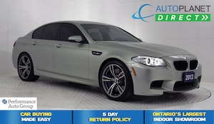 2013 BMW M5 , Navi, Heads Up Display, Night Vision System!