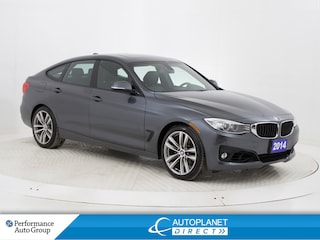 2014 BMW 328i xDrive, Gran Turismo, Navi, Sunroof, Back Up Cam! Gran Turismo