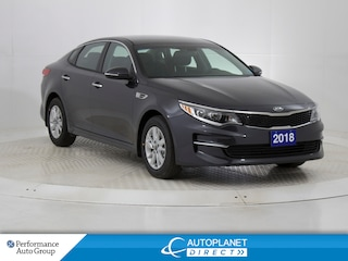 2018 Kia Optima LX, Keyless, Heated Seats, Bluetooth! Sedan